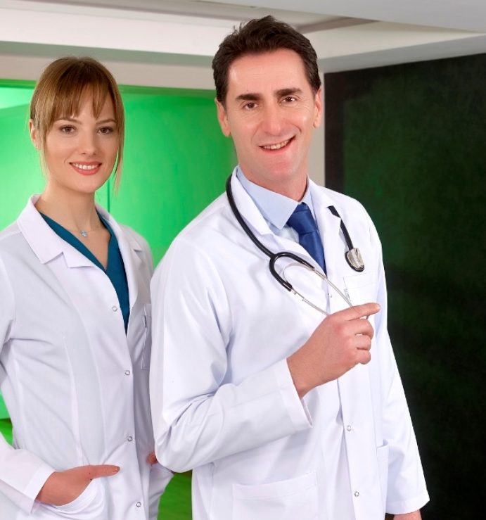 doktor önlüğü